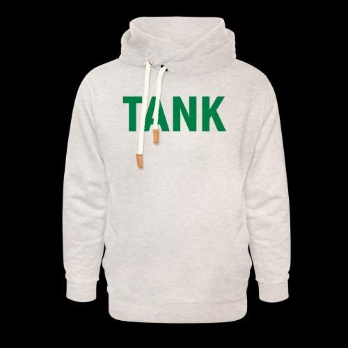 tank - Unisex sjaalkraag hoodie