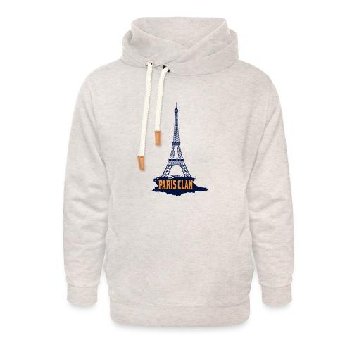 Paris Eiffel - Unisex Shawl Collar Hoodie