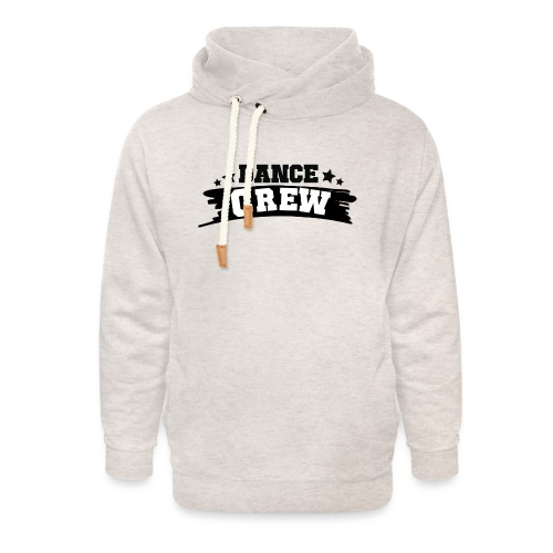 Tshit_Dance_Crew by Lattapon - Unisex hoodie med sjalskrave