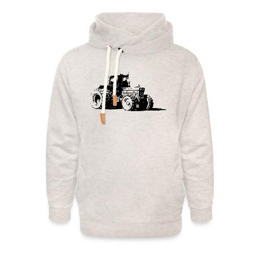 IH1455 - Unisex Shawl Collar Hoodie