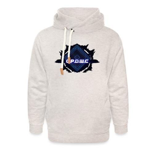 G.P.D.W.C - Company - Logo - Unisex hoodie med sjalskrave