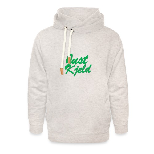 JustKjeld - Unisex sjaalkraag hoodie