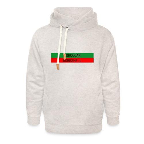 Moroccan Bombshell - Unisex Schalkragen Hoodie