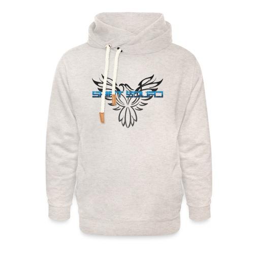 Shirt Squad Logo - Unisex Shawl Collar Hoodie