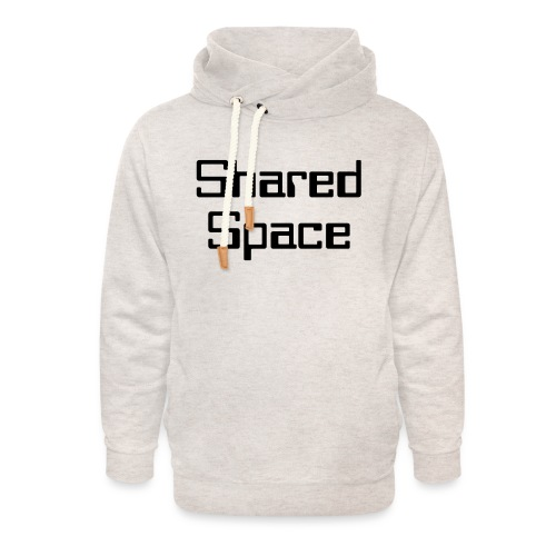 Shared Space - Unisex Schalkragen Hoodie