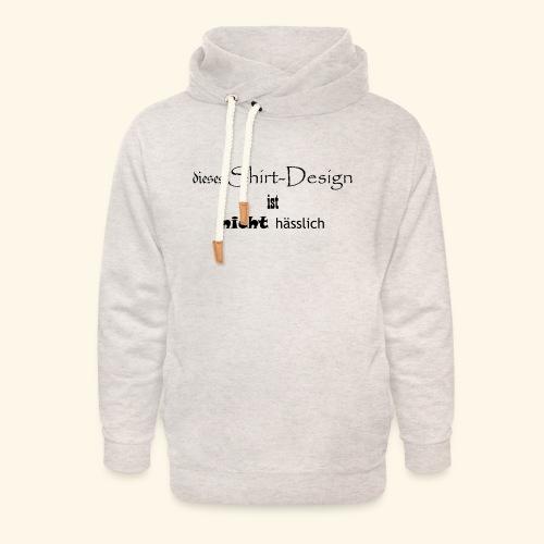 test_shop_design - Unisex Schalkragen Hoodie
