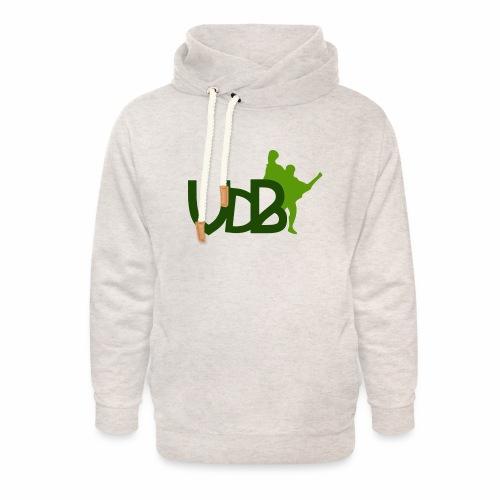 VdB green - Felpa con colletto alto unisex