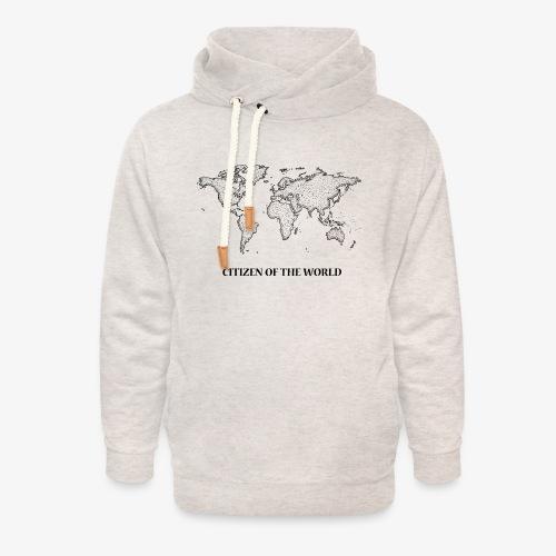 citizenoftheworld - Unisex Shawl Collar Hoodie