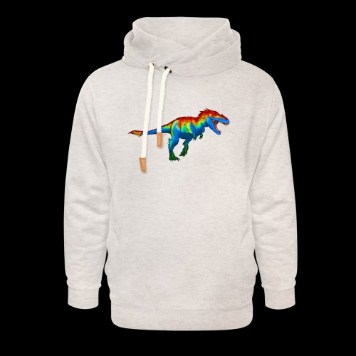 T-Rex - Unisex Shawl Collar Hoodie