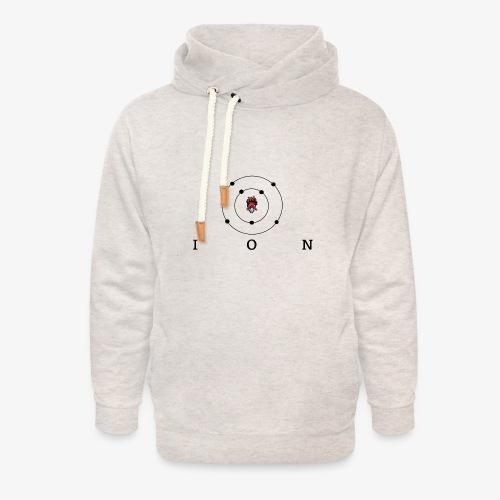 logo ION - Sweat à capuche cache-cou unisexe