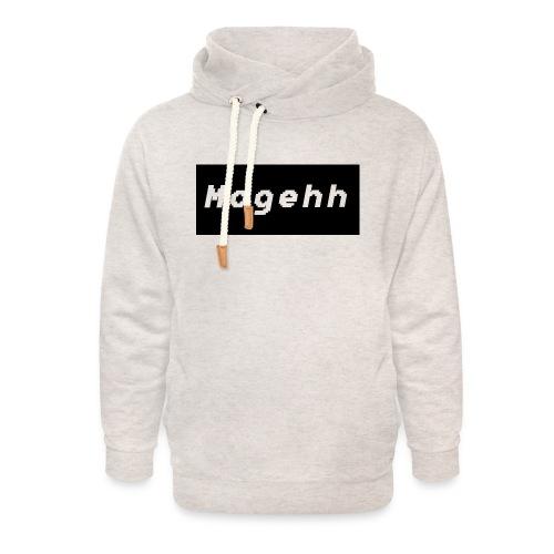 Mogehh logo - Unisex Shawl Collar Hoodie