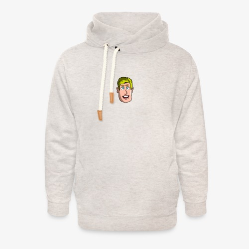 Animated Design - Unisex Shawl Collar Hoodie
