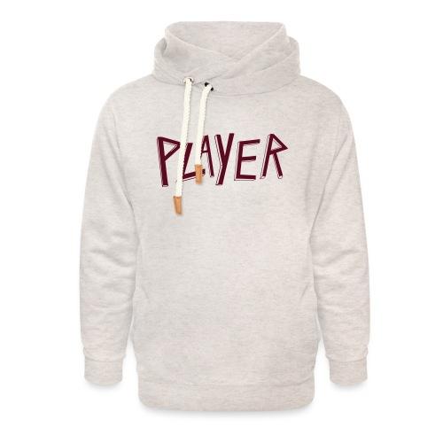 player Slayer - Sweat à capuche cache-cou unisexe