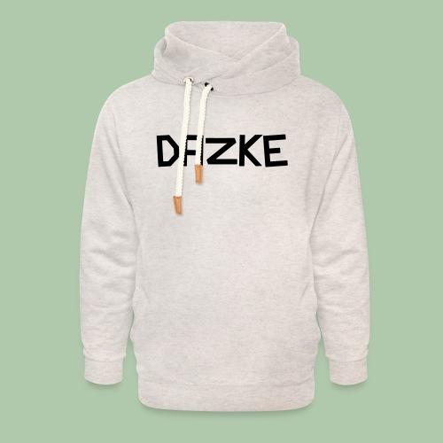 dazke_bunt - Unisex Schalkragen Hoodie