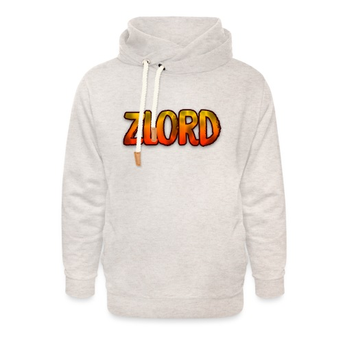 YouTuber: zLord - Felpa con colletto alto unisex