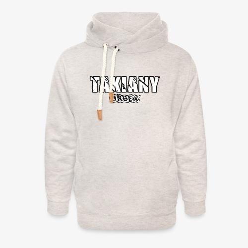 Takiany Hoodie - Unisex sjaalkraag hoodie