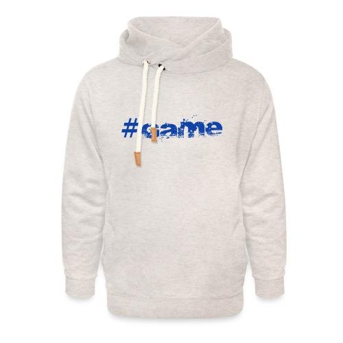 game - Unisex sjaalkraag hoodie