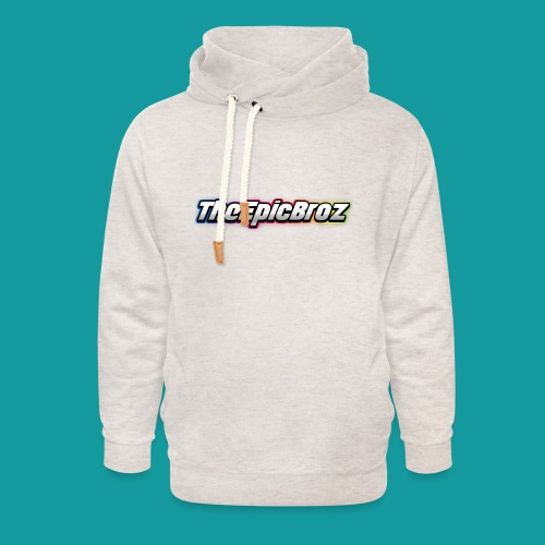TheEpicBroz - Unisex sjaalkraag hoodie
