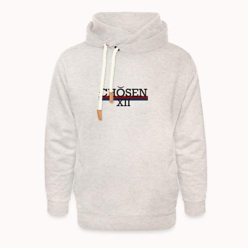 ChosenXII - Unisex sjaalkraag hoodie