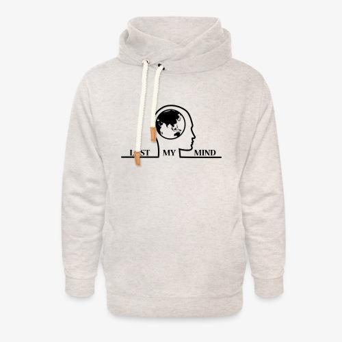 LOSTMYMIND - Unisex Shawl Collar Hoodie