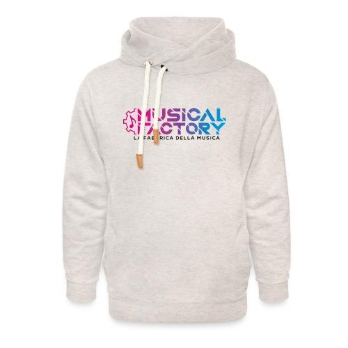 Musical Factory Sign - Felpa con colletto alto unisex
