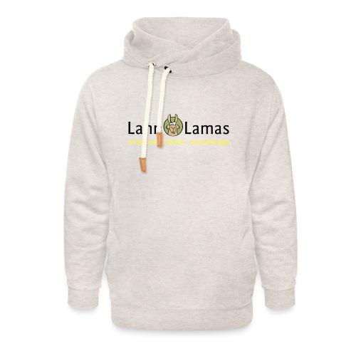Lahn Lamas - Unisex Schalkragen Hoodie
