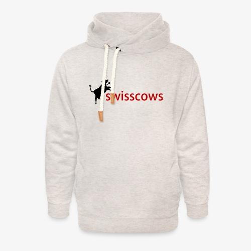 Swisscows - Unisex Schalkragen Hoodie