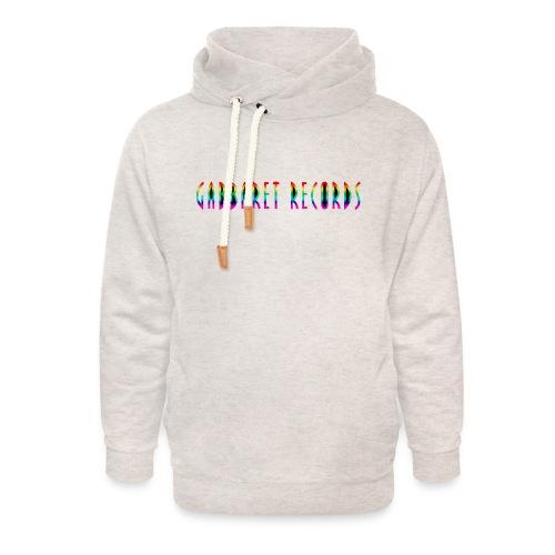 gabbaretr png - Unisex sjaalkraag hoodie