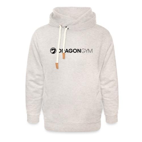DG_Textil_Dragon - Unisex Schalkragen Hoodie