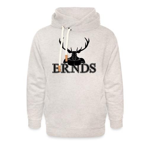 BRNDS - Felpa con colletto alto unisex