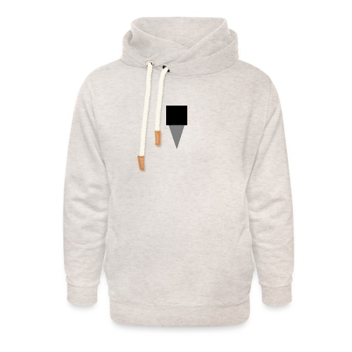 Mystery Mike Hat - Unisex Shawl Collar Hoodie
