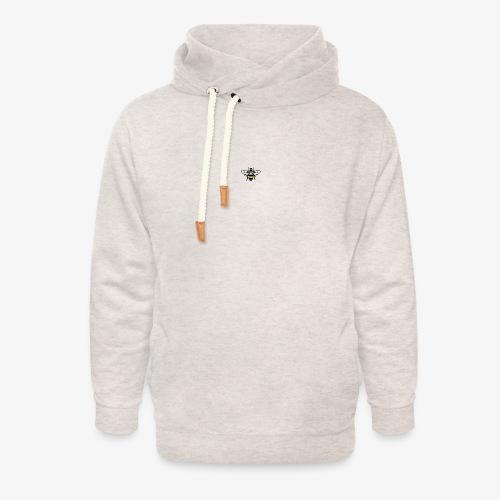 logo - Unisex sjaalkraag hoodie