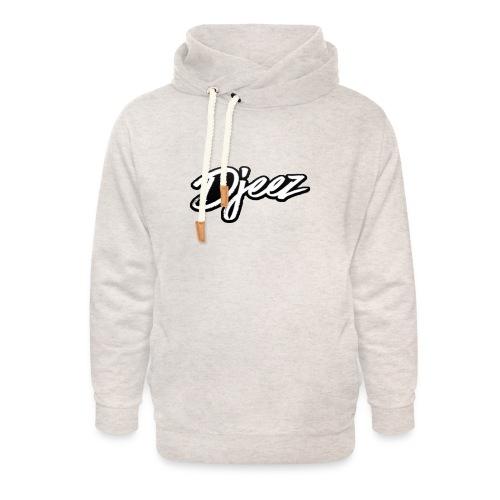 djeez_official_kleding - Unisex sjaalkraag hoodie