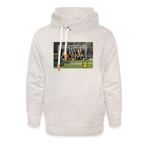 koedijk oude c1 - Unisex sjaalkraag hoodie