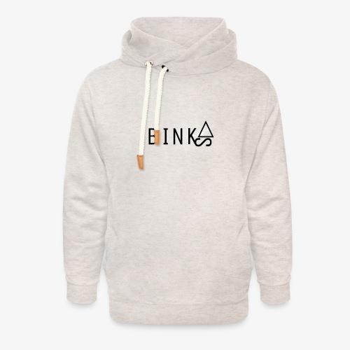 Binks collection - Sweat à capuche cache-cou unisexe