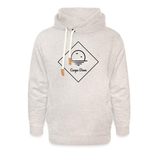 Carpe Diem - Unisex sjaalkraag hoodie