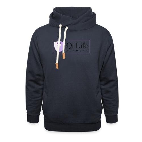 Qi Life Academy Promo Gear - Unisex Shawl Collar Hoodie