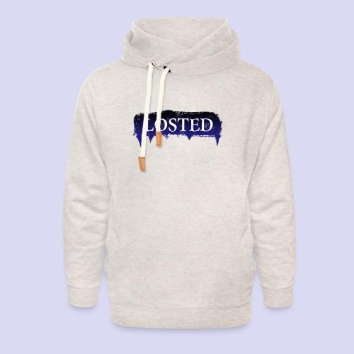 losted hoodie logo - Unisex sjaalkraag hoodie