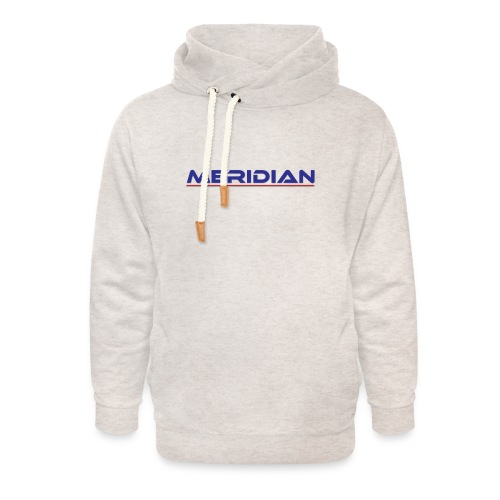 Meridian - Felpa con colletto alto unisex