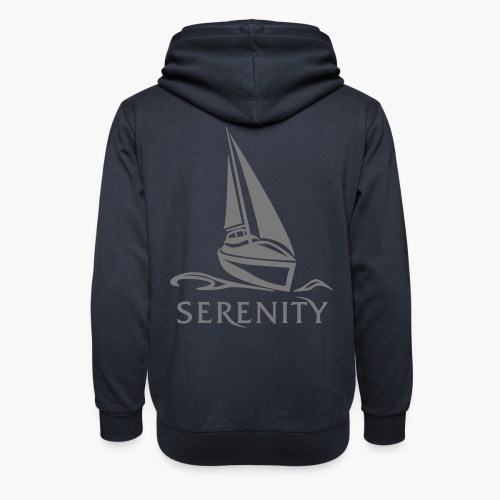 Serenity Hoodie - Unisex Shawl Collar Hoodie