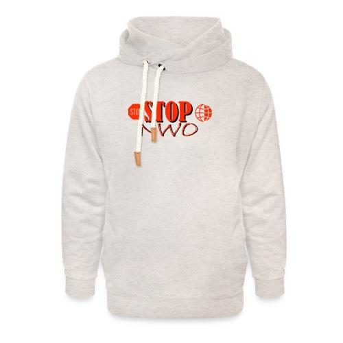 STOPNWO1 - Bluza z szalowym kołnierzem unisex