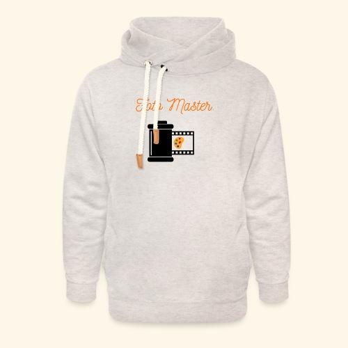 Foto Master 2nd - Unisex hoodie med sjalskrave