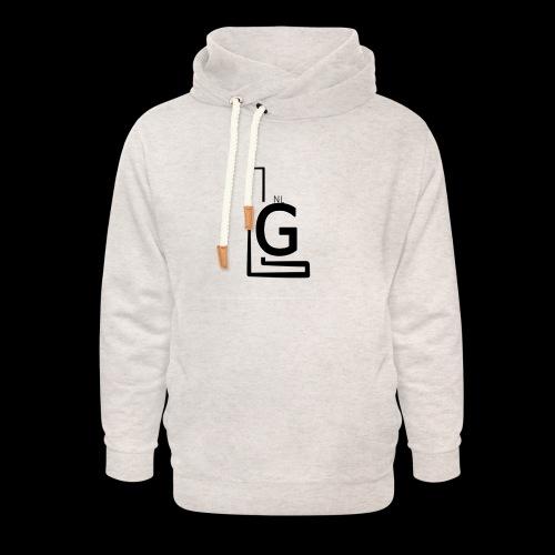 LegendgamingNL - Unisex sjaalkraag hoodie