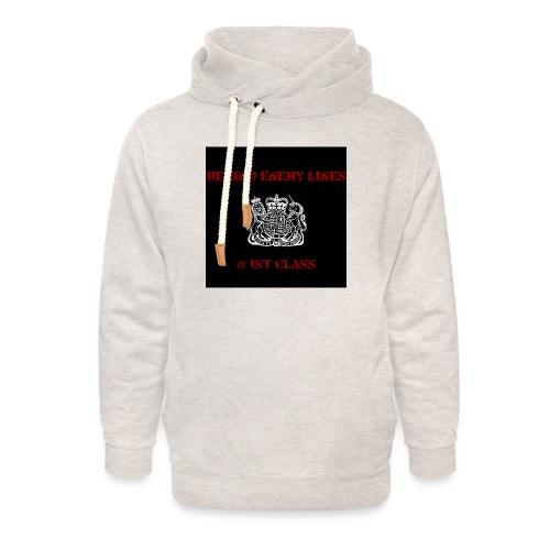 Front - Unisex Shawl Collar Hoodie