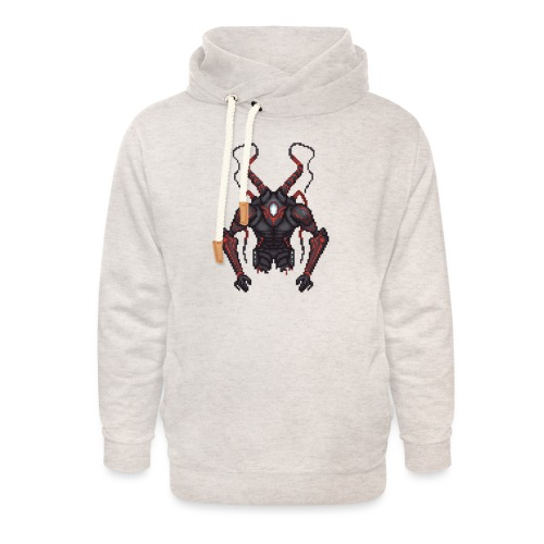 G.P.D.W.C Shirt - Unisex hoodie med sjalskrave