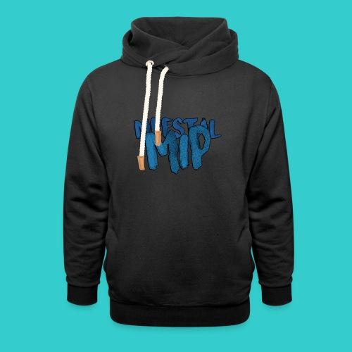 MeestalMip Shirt met lange mouwen - Kids & Babies - Unisex sjaalkraag hoodie