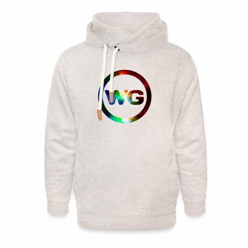 wout games - Unisex sjaalkraag hoodie