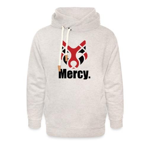 Mercy. - Unisex Schalkragen Hoodie