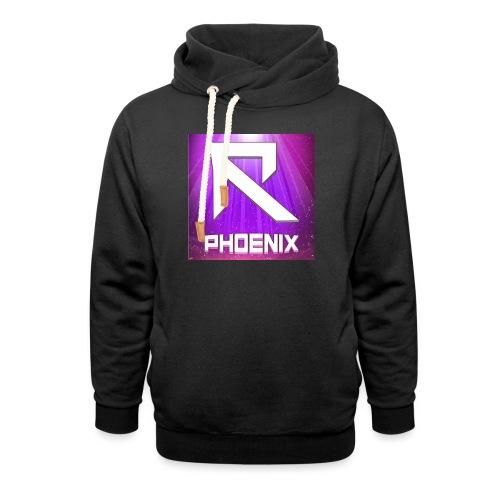 RTrixx Phoenix Logo - Unisex Shawl Collar Hoodie