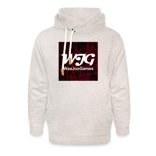 T-shirt WJG logo - Unisex sjaalkraag hoodie